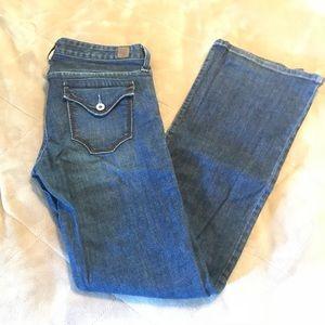 🎉SALE!!! guess Jeans SZ 29 button back pocket